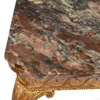 Victorian Giltwood Console Table (7 of 11)