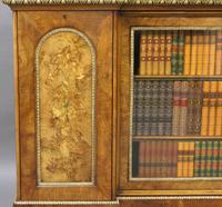 Exceptional Walnut & Ormolu Side Cabinet (4 of 5)