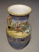 Large Early 20th Century Japanese Vase (4 of 4)