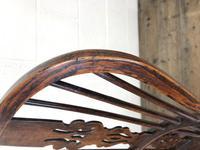 Antique Ash & Elm Windsor Armchair (10 of 11)