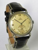 Gents 1940s Omega Bumper Automatic Wrist Watch (2 of 5)