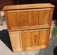 1920s Single Pedestal Oak Stype Rolltop Desk (5 of 6)