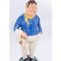 Royal Doulton HN 2096 Fat Boy Dickens Character (2 of 7)