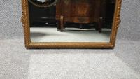 Good English Gilt Arched Top Mirror (3 of 6)