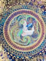 Daisy Makeig-Jones/Wedgwood - Magnificent Fairyland Lustre Punch Bowl c.1925 (5 of 12)