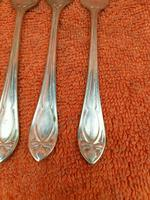 Silver Plate EPNS Cake Forks c.1930 (2 of 8)