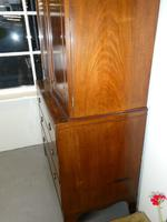 English Regency Linen Cupboard (8 of 9)