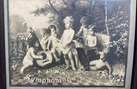 Victorian  Walnut Symphonian Music Box (17 of 22)