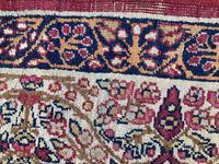 Antique Kerman Lavar Rug (11 of 11)