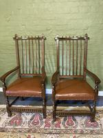 Monastic Dining Chairs (18 of 24)