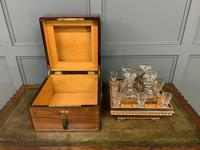 Victorian Rosewood Decanter Box (6 of 14)