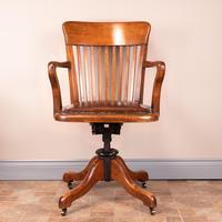 Revolving Office Desk Chair (11 of 13)