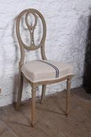Very Pretty Pair of Newly Upholstered French Chairs (2 of 5)