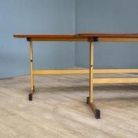 Pair of Teak Benches (6 of 7)