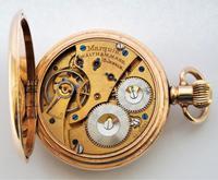 Waltham Marquis Half Hunter Pocket Watch, 1913 (6 of 6)