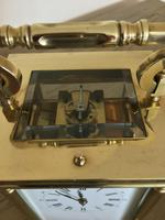 Large Fine Repeat Strike Carriage Clock (6 of 12)