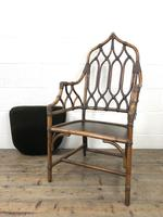 Vintage Angraves Bamboo Armchair (11 of 12)