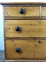 Victorian Pine Chest of Drawers (2 of 13)