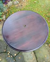 Cast-iron Patio or Conservatory Table (5 of 6)