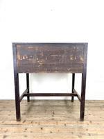 Antique Mahogany Clerk's Desk or Bureau (10 of 10)
