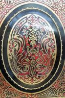 French 19th Century Louis XV Style Boulle Writing Cabinet (7 of 11)
