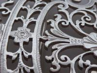 Sheffield 1899 Hallmarked Solid Silver Nurses Belt Buckle Joseph Rodgers & Sons (2 of 8)