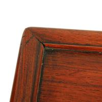 Small Chinese Rosewood Stand (5 of 7)