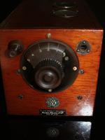 Western Electric 'Weconomy' 2 Valve Amplifier C.1923 (5 of 9)