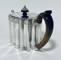 18th Century Georgian Solid Sterling Silver Teapot (5 of 16)