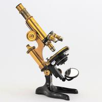 Antique Monocular Microscope by Ernst Leitz Wetzlar Retailed by Ogilvy & Co London c.1925 (8 of 15)