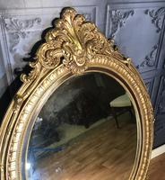 Large Gilt Mirror (4 of 8)