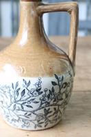 19th Century Scottish Henry Kennedy, Barrowfield Pottery, Stoneware 'special Liquor Jar' Whisky Flagon (20 of 22)