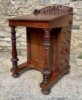 Regency Rosewood Davenport Desk (11 of 26)