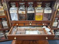 Mahogany Apothecary Cabinet (3 of 8)