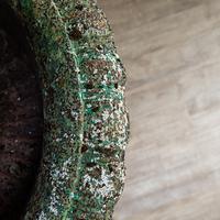 Large Iron Garden Urn (9 of 13)
