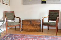 Pair of 19th Century French Walnut Armchairs (16 of 21)
