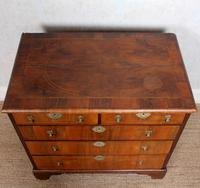 18th Century Chest of Drawers Swedish Inlaid Walnut (3 of 12)