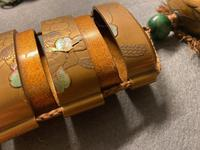 Antique Edo Japanese Inro, Netsuke & Ojime - Kansai and Jokosai (15 of 20)