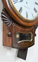 Exquisite 1837 English Fusee Drop Dial Timepiece by William Windle (6 of 11)