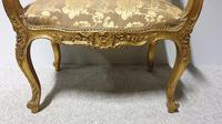 Excellent Quality Louis XV Stool (3 of 13)