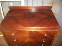 Four Drawer Mahogany Chest (2 of 3)
