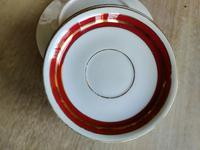 Stylish 22 Piece Coalport Porcelain Coffee Set (3 of 8)