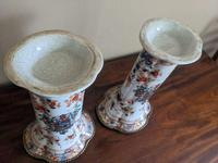 Pair of 19th Century Armorial Vases (3 of 6)