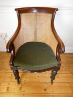 Regency Period Bergere Chair