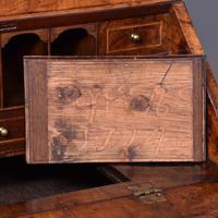 George I Walnut Bureau Bookcase c.1724 (12 of 19)