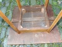Arts & Crafts Golden Oak Table (7 of 12)