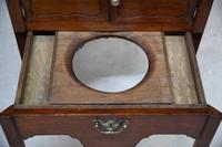 Georgian Mahogany Bedside Table Commode (2 of 12)