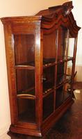 18th. Century Dutch Oak Hanging Cabinet (3 of 7)