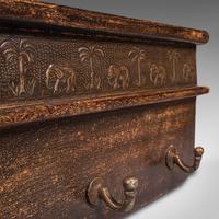 Antique Elephant Polo Crop Rack, Indian, Hallway Plaque, Colonial, Victorian (8 of 10)