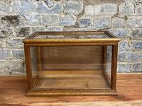 Counter Top Wooden Flip Display Cabinet (2 of 3)